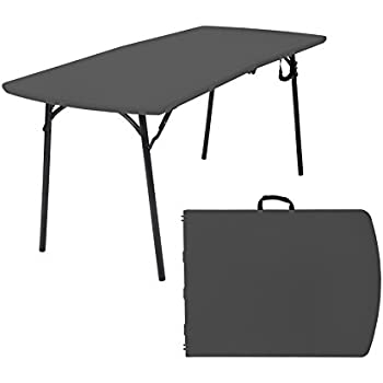 Amazon Com Office Star Resin Multipurpose Rectangle Table