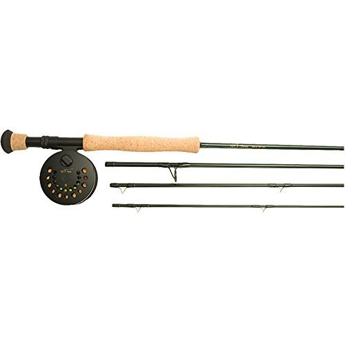 TFO NXT Seriesフライロッド – 4 / 5wt 8 ft 6 in 4pc by TFO