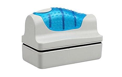 K&C para limpieza de cristales Limpiador acuario de cristal magnético del imán algas acuario acuático limpieza