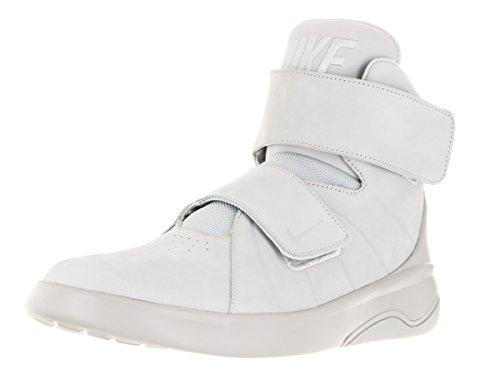 Scarpe Da Basket Nike Mens Air Python Prm Puro Platino / Platino Puro Platino Puro