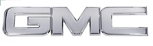 - AMI - 96502C - All Sales GMC Tailgate/Liftgate Emblem - Chrome