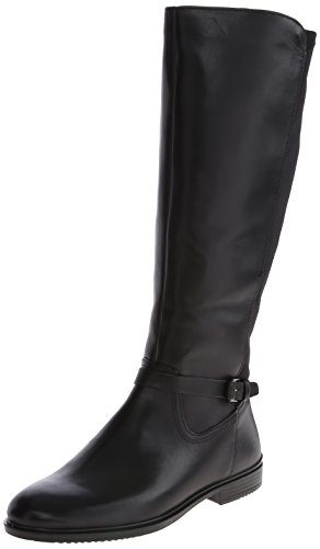 ECCO  Ecco Touch 15 B Short Boot, bottes femme Schwarz (BLACK/BLACK 53960)