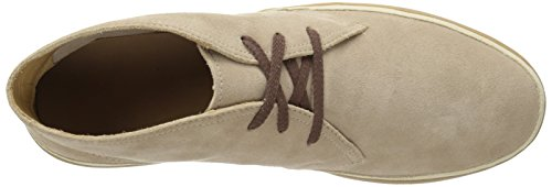 Cole Haan Hombres Ridley Fashion Sneaker Dune Suede