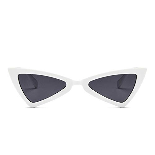 Cat Eye Lens Women Sunglasses Triangle UV400 Eyewear Glasses Travel Sunglasses BpnBfx