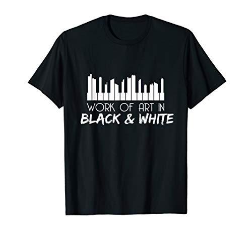 Piano Player Musical Teacher Pianist  T-Shirt