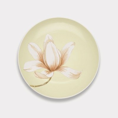 Noritake Colorwave White Daisy Accent Plate