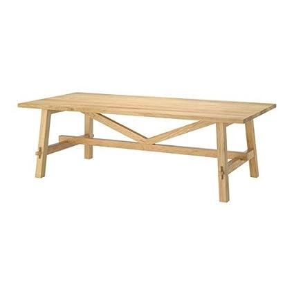 Amazon.com - IKEA Table, Oak 226.291123.3010 - Kitchen ...