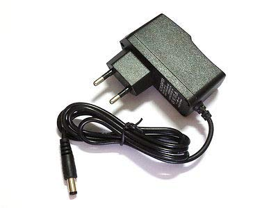 FidgetFidget EU AC Adapter for Casio CTK-541 LK-100 Keyboard Charger Switching Power Supply