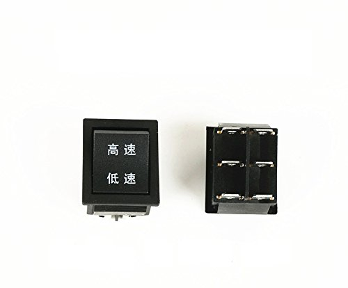 High Speed low Speed Switch Speed Adjustment Accessory for Kids Power Wheels Cars Children Electric Ride on Toys Replacement Parts