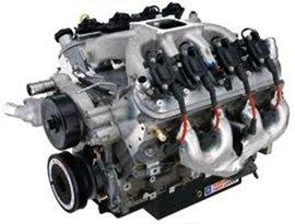 Ls Crate Engine (Chevrolet 6.0 Litre Aluminum Block LS 3)
