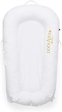 DockATot Deluxe+ Dock - The All in One Baby Lounger
