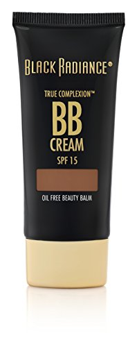 - Black Radiance True Complexion Bb Cream SPF 15, Honey Amber, 1 Ounce