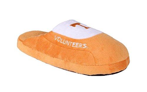 TEN07-2 - Tennessee Volunteers - Medium - Happy Feet Mens and Womens - NCAA Low Pro Slippers