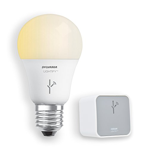 Networked Led Light Bulb