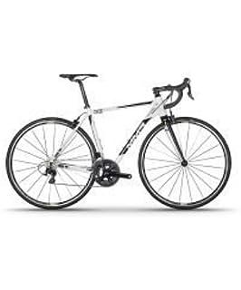 MMR Miracle Bicicleta 105 Blanco 51-M 2018: Amazon.es: Deportes y ...