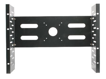 Rack Mount Lcd Monitor Mount With Adjustable Tilt, Height And Depth