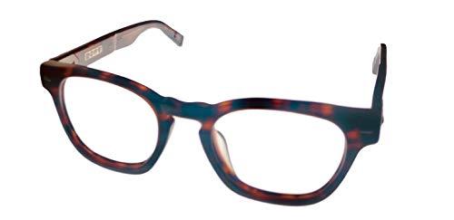 John Varvatos Men's Prescription Eyeglasses - V358 UF Brown - 49mm