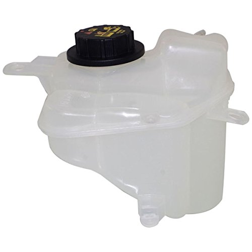 (Koolzap For 10-11 Fusion 07-11 MKZ Coolant Recovery Reservoir Overflow Bottle Expansion Tank)