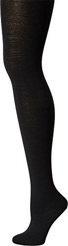 - Falke Women's Soft Merino Wool-Cotton Sweater Tight, Black, Medium/Large/42-44