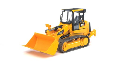 (Bruder 02448 Cat Track Loader)