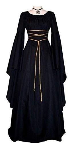 Ofenbuy Womens Halloween Cosplay Costume Renaissance Medieval Irish