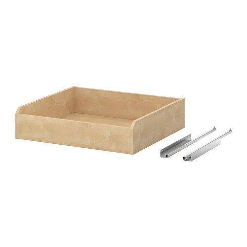 Komplement Ikea Tiroir Bouleau 75x58x16 Cm Amazonfr