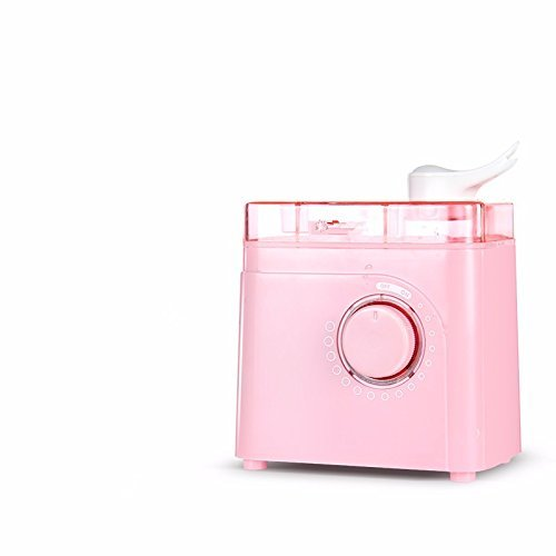 HOMEE Water bottle humidifier mute office mini air conditioning air purification baby home cute bedroom desktop,Pretty pink by HOMEE