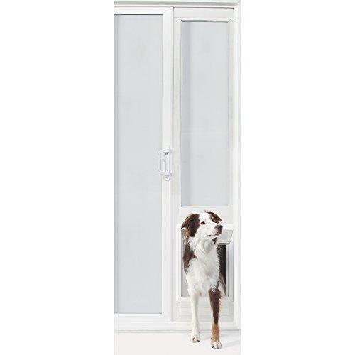 Ideal Pet Products Vip Vinyl Insulated Pet Patio Door