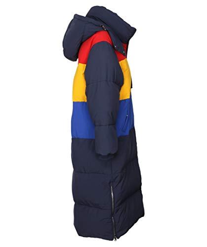 Oversized Iris Jeans Black Tommy W Abrigo Puffa 0fpv8