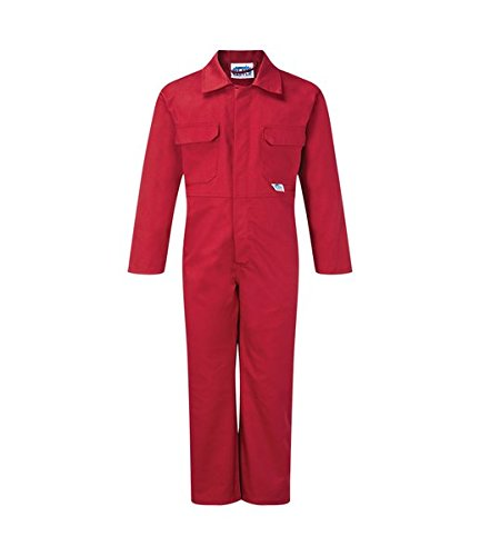 Children's Coveralls Red (32