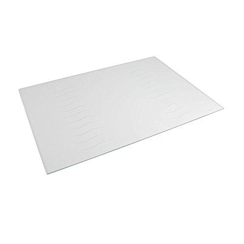 240350689 Refrigerator Glass Shelf Genuine Original Equipment Manufacturer (OEM) Part (Refrigerator Shelf 17)