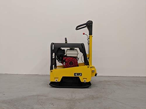 Hoc C3020 Mini Reversible Plate Compactor Hydraulic Handle + 3 Year Warranty + Wheel -