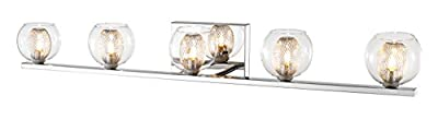 Z-Lite 905-5V 5-Light Vanity