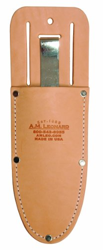 A.M. Leonard Leather Sheath for Soil Knife (Soil Knife Not (Leonard Soil Knife)