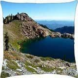 High Up - Throw Pillow Cover Case (18