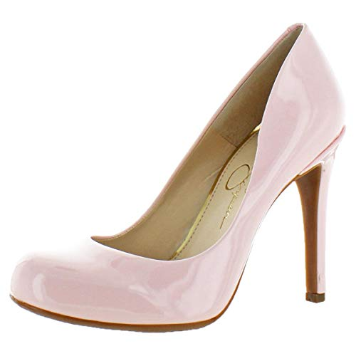 Jessica Simpson Women's Calie Round Toe Classic Heels Pumps Shoes Pink Size 6 ()