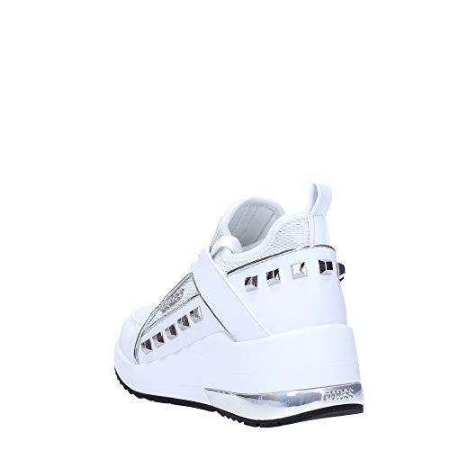 Bianco Sneakers Guess Guess Fl5julfab12 Donna Fl5julfab12 nXqwPWFxT