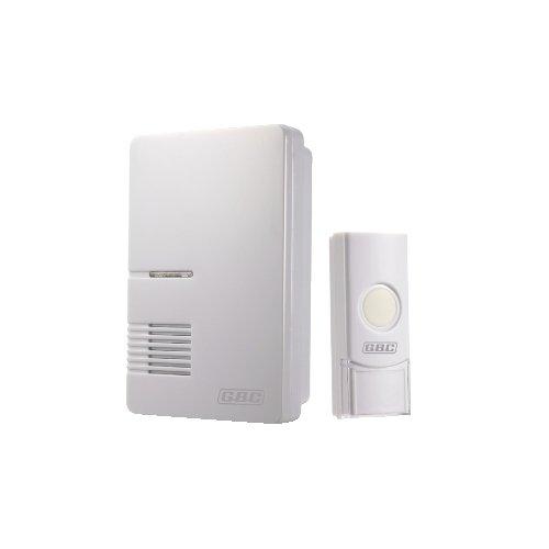 135 opinioni per Campanello Senza Fili GBC Wireless Portata 200 Metri con sistema di trasmissione