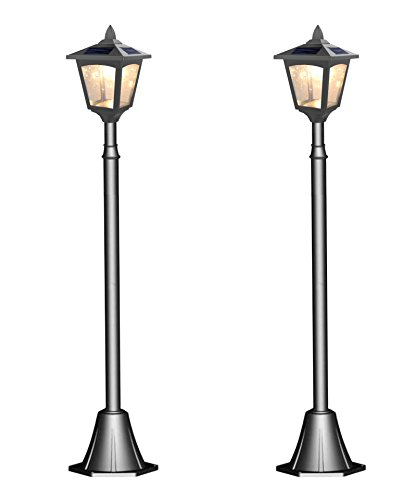 Lamp Post Lights Solar Powered