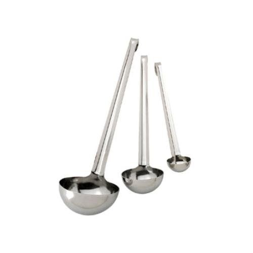 :De Buyer, 0.05ltr One-Piece Ladle - Stainless Steel * BOX OF 2 *