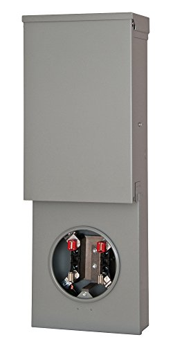 Siemens TL1F77RB Talon Temporary Power Outlet Panel with A Gfci Protected 50 Amp and 2 x 20 Amp Duplex Receptacles