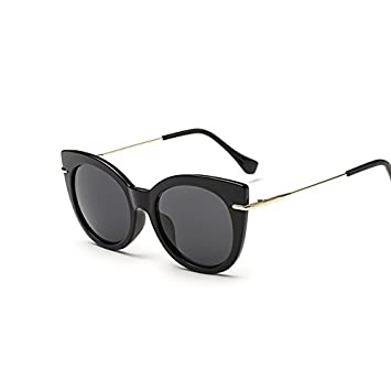 a30986a325 Tocoss(TM) Fashion Ladies Oversized Cat Eye Sunglasses Women Vintage Luxury  Brand Designer Big