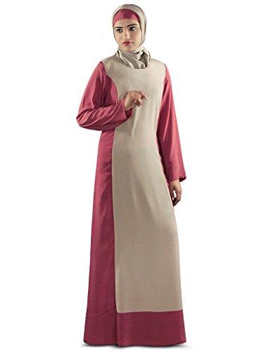 Kleidung Arshi Abaya schlank Frauen MyBatua muslimischer qfnxZwESUt