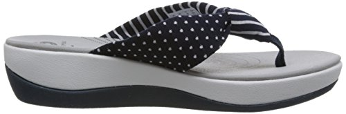 Grey Sandals Womens Textile Arla Glison Navy Print Clarks fzwnEOqx
