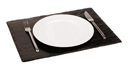 Piatti Cucina In Ardesia : Aps piatto rettangolare ardesia amazon casa