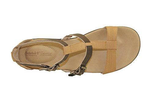 Timberland branford Ankle Strap Sandals Gladiator–Sandalias para mujer