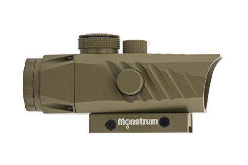 (Monstrum P330-B Marksman 3X Prism Scope (Flat Dark Earth))