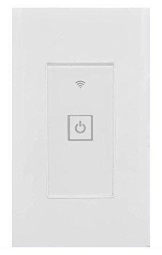 Smart Wi Fi Light Switch Works With Alexa Google Home