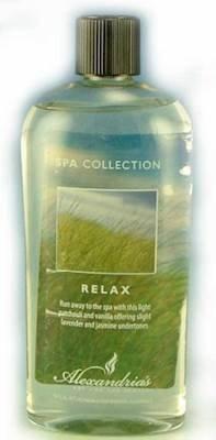 Alexandria and Bella Breeze Fragrance Lamp Oil Refills - 16oz - RELAX (Alexandria Lamps Fragrance)