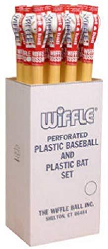 Wiffle Ball (24) 639C Wiffle Baseballs by Wiffle Ball